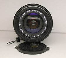Pentax P/R mount Promaster Spectrum 7 70-210mm auto zoom f4.5-5.6 MC  FREE SHIP