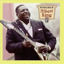 ALBERT KING THE VERY BEST OF CD GREATEST HITS BLUES CLAPTON STEVIE RAY VAUGHAN