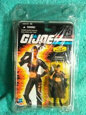 ZARANA black/Cold Slither ***MINT GI Joe 25th Anniversary SDCC Exclusive figure