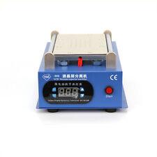 Manual Separator LCD Touch Screen Separating Machine Built-in Vacuum Pump