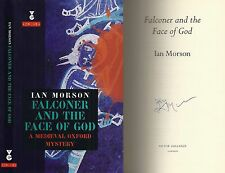 Ian Morson - Falconer and the Face of God - Signed - 1st/1st