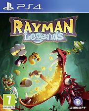 PS4 Game Rayman Legends Package shipping NEW