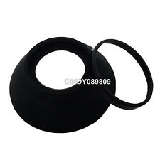 DK-19 Eyecup Rubber For Nikon Df D2X D2H D3 D3S D3X D4S D700 D810 with ring