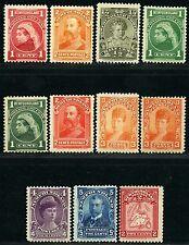 Neufundland Newfoundland 1897-1908 Freimarken Kgl. Familie 59-66 * Ungebraucht