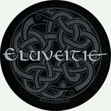 "Eluveitie "" Celtic Knot "" Patch/Sew-on Patch 601681 #"
