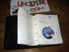 1999 VW Golf GL GLS & TDI Owners Manual 99 Free Ship to USA