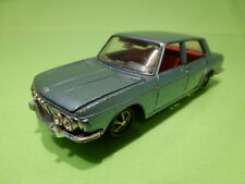 MARKLIN BMW 2500 E3 - METALLIC BLUE 1:43 RARE -  GOOD CONDITION