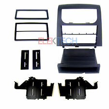 Best Kits BKNDK728 Dash Radio Replace Mount Install Kit 2-DIN Pocket for Nissan