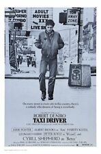 "Taxi Driver Movie Poster Mini 11""X17"""
