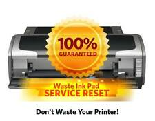 EPSON STYLUS R1800, R1900 - Flashing light fix - Waste Ink Pad Reset