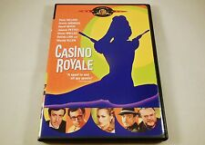 Casino Royale DVD Peter Sellers, Ursula Andress, David Niven, Woody Allen