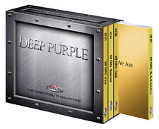 DEEP PURPLE The Audio Fidelity Collection (4) 24 KT GOLD CD's (2013) NEW