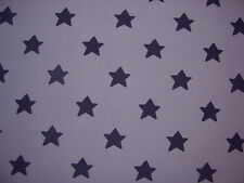 Cath Kidston 25cm square stars lightweight 100% cotton fabric children material