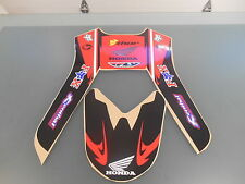 XR400 XR 400 HONDA NEW THICK FRONT AND REAR FENDER DECAL OFFROAD 400 NEW
