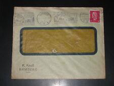 DR Deutsches Reich Heimatbeleg Brief Firma K. Knoll BAMBERG 31.8.31