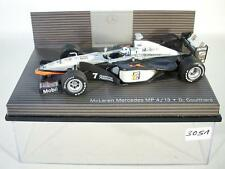 Minichamps 1/43 McLaren Mercedes MP4/13 Coulthard #3051