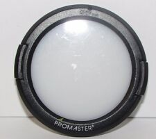 Used Promaster 67mm Lens Cap for white balance  7420040