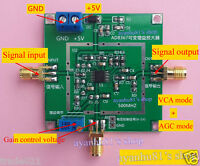 AD8367 1-500MHz Linear Variable Gain 45dB RF Signal Amplifier Module AGC/VCA