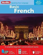 Basic: Berlitz Basic French by Berlitz (2007, Audio, Other, Revised)