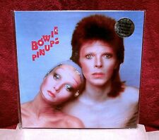 DAVID BOWIE Pinups 180-gram VINYL LP New/Sealed Import Out of Print Mick Ronson