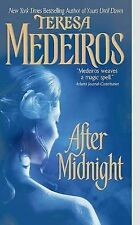 After Midnight by Teresa Medeiros - PB - GC - Combine and Save