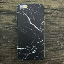 Fashion Granite Marble Texture Soft TPU Shell Cover Case For iPhone 5/5S/6/6Plus