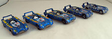 Majorette lot de 5 Matra Simca 670 n° 239 ancien