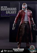 1/6 Scale Guardians of the Galaxy Star-Lord Figure Starlord Hot Toys
