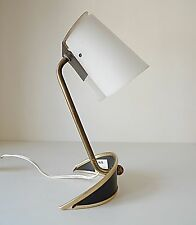 lampe vintage années 50 60 design 1950 table lamp 50er Guariche Biny Stilnovo