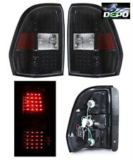 02-08 Trail Blazer Trailblazer LED Tail Light Black by DEPO