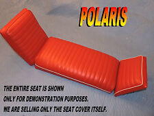 Polaris colt charger New seat cover 1969 Red 817