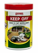 Keep Off Gel 400g  Multicrop Dog Cat Safe Repellent Deterrent  Eco Friendly