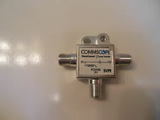 Commscope power inserter for your cable TV RF amplifier