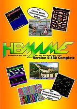 * aggiornato di recente a 0.180 * hbmame-Homebrew MAME per il PC
