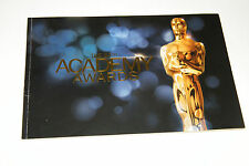 ACADEMY AWARDS PROGRAM 84th OSCARS 2012 The Artist Hugo Jean Dujardin NEW! NICE!