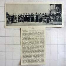 1897 Bicycle Meet At Westgate, Thanet, Club Run