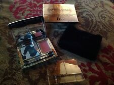 DIOR GOLDEN JUNGLE EYE/LIP PALETTE IN 001 GOLDEN KHAKIS, NEW, SEALED