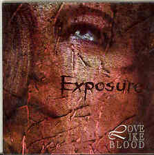 Love Like Blood - Exposure Rare Cardcover CD