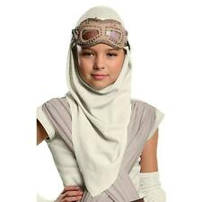 Girl Child REY EYE MASK W/ HOOD Goggles Disney Star Wars VII 7 THE FORCE AWAKENS