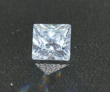 White Zircon 3.20 ct Loose jewelry Stone gemstone diamond For Rings & Pendent