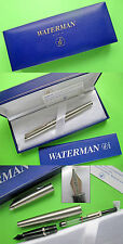 Fontain Pen WATERMAN Paris with Box and Instruction, Unused