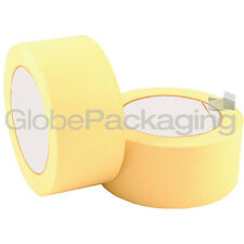 72 Rolls Of Masking Tape 50mm x 50M Painting Tape