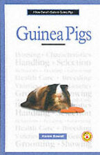 A New Owner's Guide to Guinea Pigs by Karen Bawoll (Hardback, 2001)