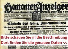 1934 1935 1937 1939 40 1941 GeburtstagsZeitung 83. 82. - 76. Geburtstag Geschenk