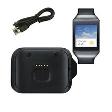 New Charging Cradle Station Dock Charger For Samsung Gear Live R382 Smart Watch