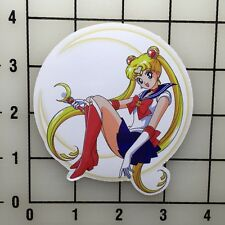 "Sailor Moon 4"" Tall Vinyl Decal Sticker BOGO"