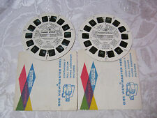 FAMILY AFFAIR TV TELEVISION SHOW  VINTAGE VIEW-MASTER REELS  T*