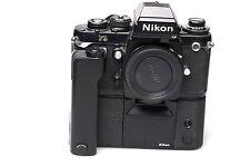 Nikon F3 HP + Motor Drive MD-4 + MF-14