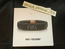 NIKE FUELBAND+ SE BLACK ROSE GOLD XL XLARGE SPECIAL EDITION FITNESS TRACKER