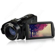ORDRO HDV-Z20 Digital Camcorder Camera 1080P 24MP+Wide Lens+2X Teleconvertor